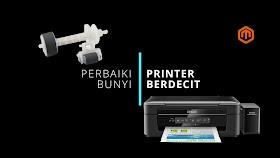 Perbaiki Printer Bunyi Berdecit Error
