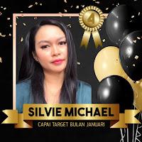 Nuvitta Skincare Silvie Michael Agen sri kembangan ku