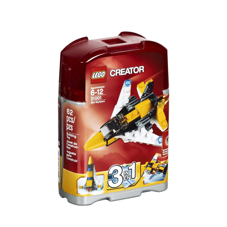 Onetwobrickcom Set Database Lego 31001 Mini Skyflyer