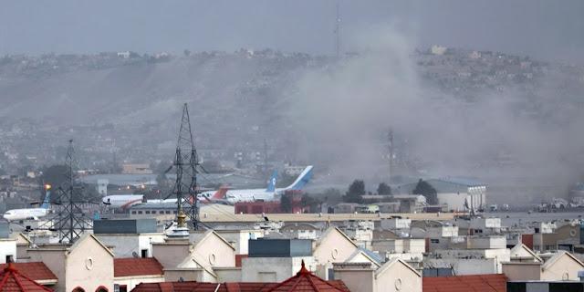 Sebelum Ledakan di Bandara Kabul, AS dan Taliban Sudah Berbagi Informasi Intelijen