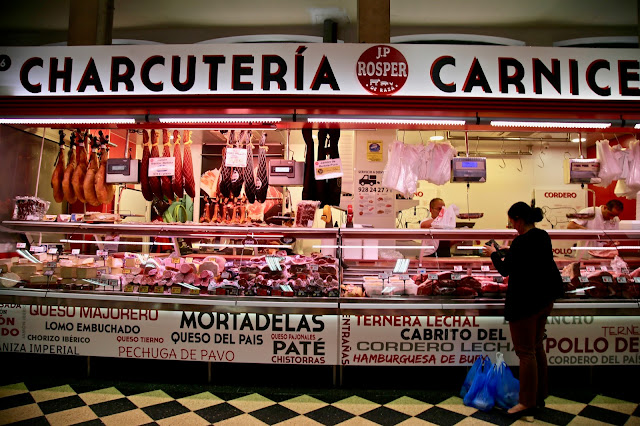central market, Gran Canaria. Pic:Kerstin Rodgers/msmarmitelover