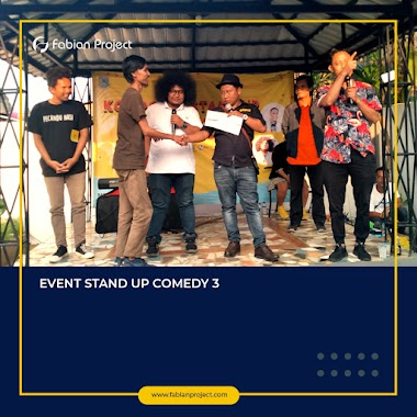 EVENT STAND UP COMEDY 3 | TANGERANG SELATAN