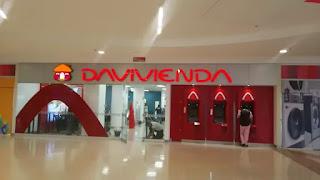 Banco Davivienda en Medellín