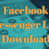 Facebook Messenger Lite download and features