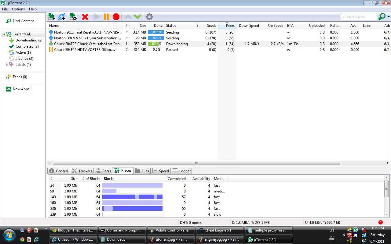 Utorrent download using proxy