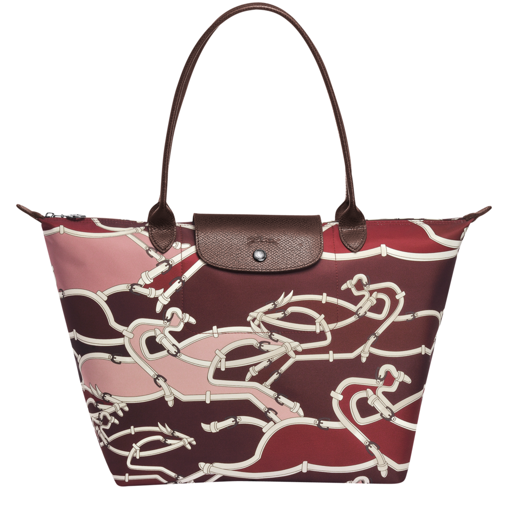 Horse Country Chic: Longchamp for Less