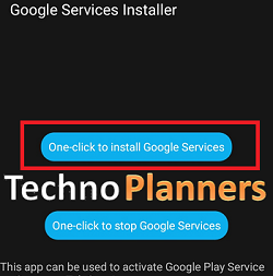 install Google Play Store Services on Remix OS 2.0