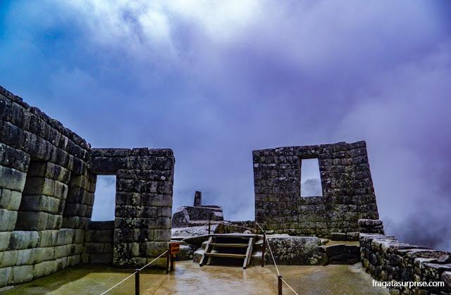 Observatório Astronômico de Machu Picchu