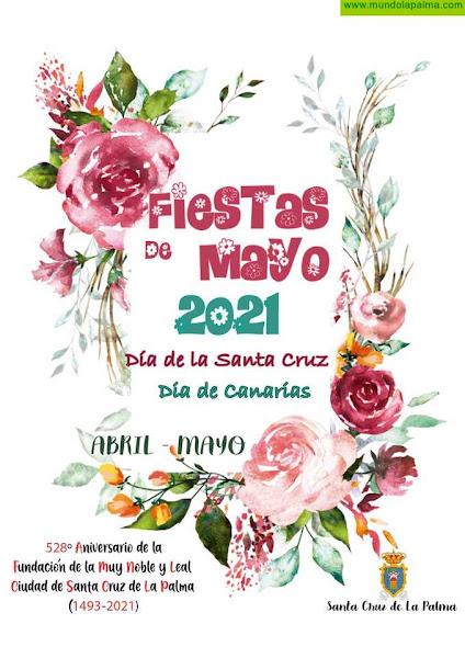 Santa Cruz de La Palma programa más de una veintena de actividades para celebrar las fiestas de mayo