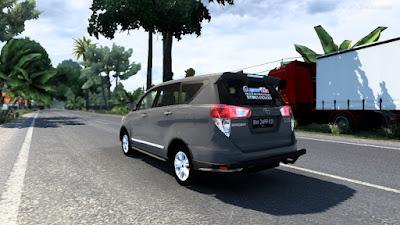 Update Toyota Kijang Innova Reborn V1.1 by Hilman Alwi ETS2 1.41