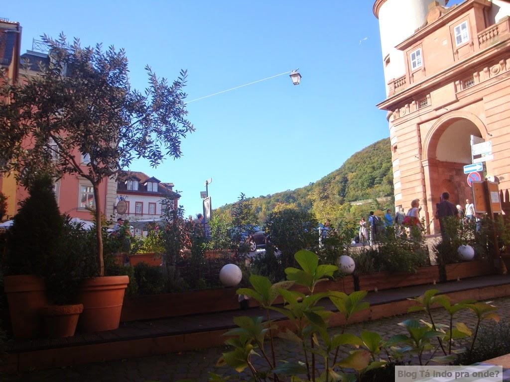 Wirthaus zum Nepomuk Heidelberg