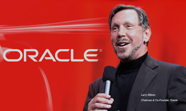 Larry Ellison CEO Oracle