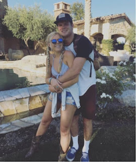 Sam Darnold S Girlfriend Claire Kirksey