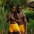 MGAHOTSHOTS: Guinean model Sira Kante meets Nigerian model Ugo Obiagwu