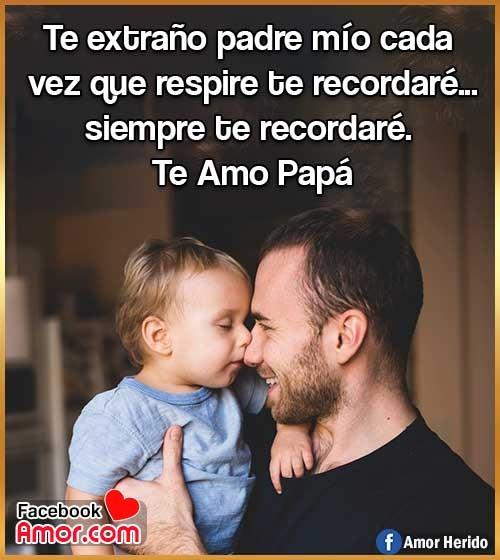 hermosas frases para papá