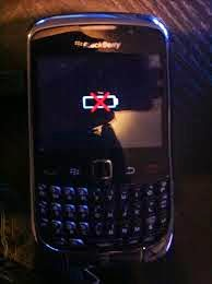 Mengatasi Hp Blackberry Yang Silang Batrai Atau Red Cross Raja