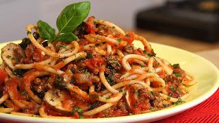 Resep Membuat Spaghetti Praktis dan Mudah