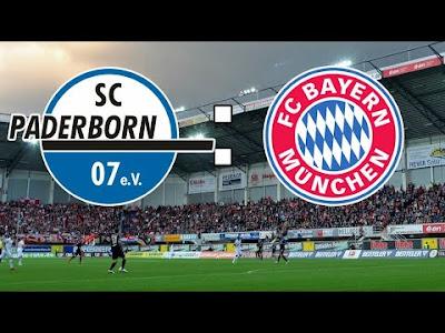 مشاهدة مباراة بايرن ميونيخ وبادربورن بث مباشر اليوم 28-9-2019 في الدوري الألماني