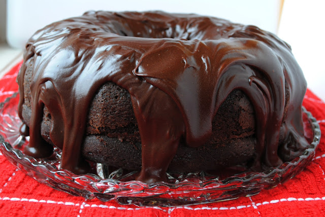 The Best Chocolate Bundt Cake Ever