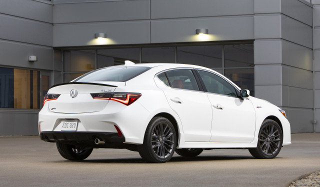 2022 Acura ILX Review