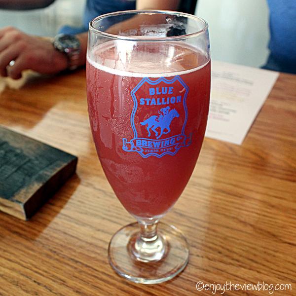 pink beer