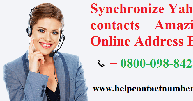 Synchronize Yahoo contacts – Amazing Online Address Book