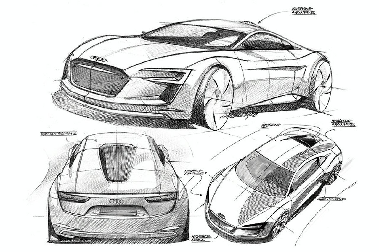 How To Draw An Electric Car >> Fans Corner ~ Draw To Drive