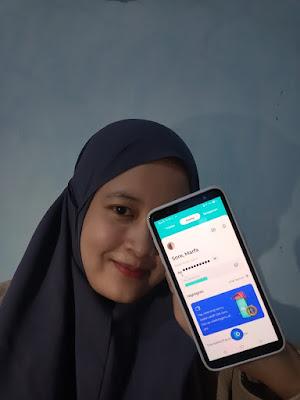 Aplikasi blu BCA Digital