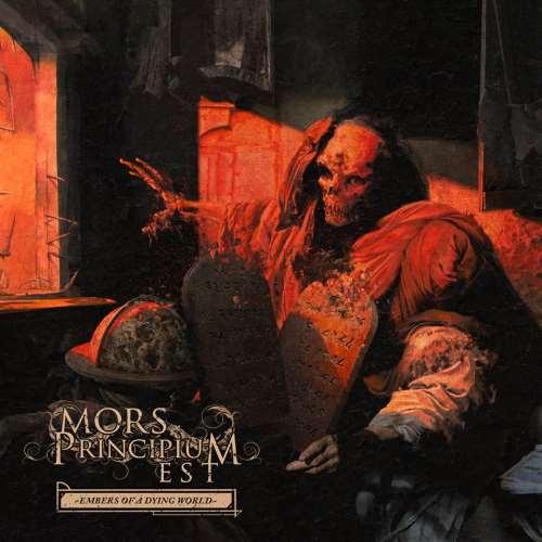 MORS PRINCIPIUM EST: Το εξώφυλλο του επερχόμενου album