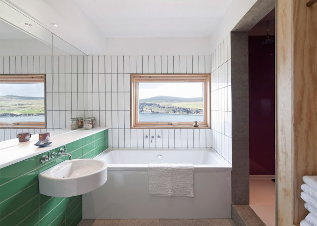 The Tinhouse Is A Holiday Home On The Scottish Island 7