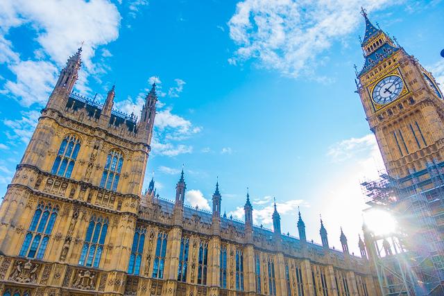Big Ben and Parliament London England