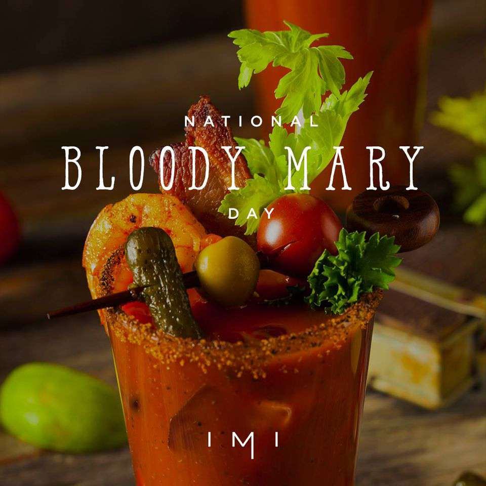 National Bloody Mary Day Wishes Awesome Picture