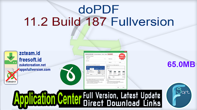 doPDF 11.2 Build 187 Fullversion