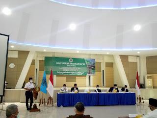 Pilih Ketua Umum Baru, MUI Kota Tangerang  Gelar Musda VI