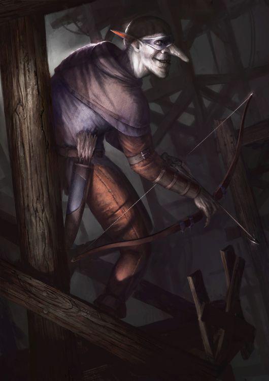 Eryk Szczygieł arte artstation deviantart ilustrações sombrias fantasia ficção games