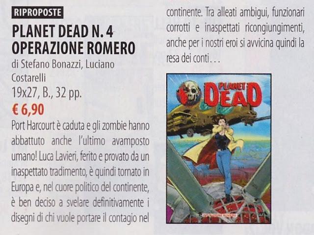 Planet Dead #4: Operazione Romero