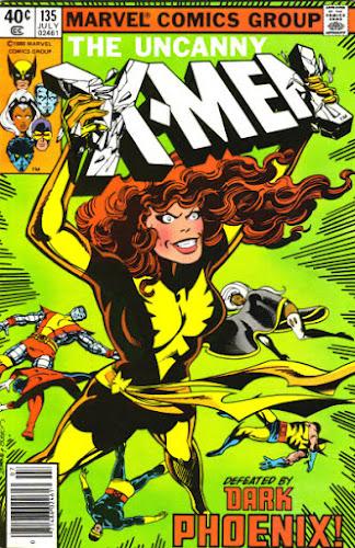 X-Men #135, the Dark Phoenix