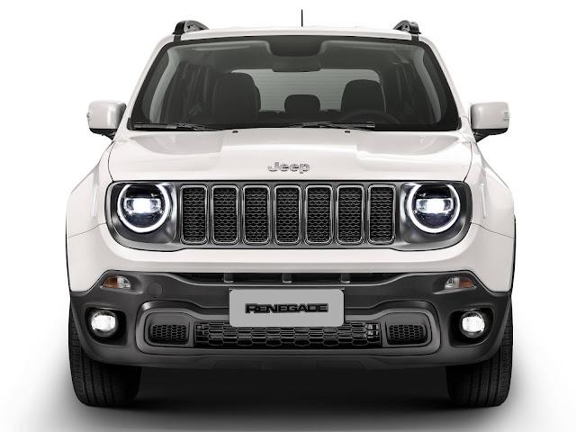 Jeep Renegade 2020 Longitude Diesel