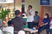 Tatap Muka Dengan Warga, MOR HJP Tekankan Dana Lansia Tetap Berlanjut