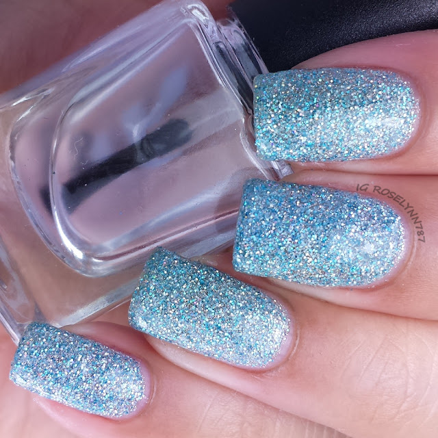 Sincerely Polish: Bibbidi Bobbidi Blue