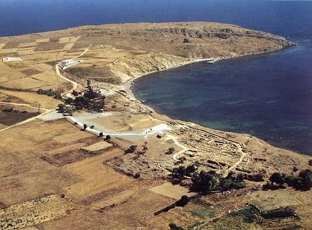 Θωρακίζονται εννέα μνημεία - σύμβολα του Αιγαίου