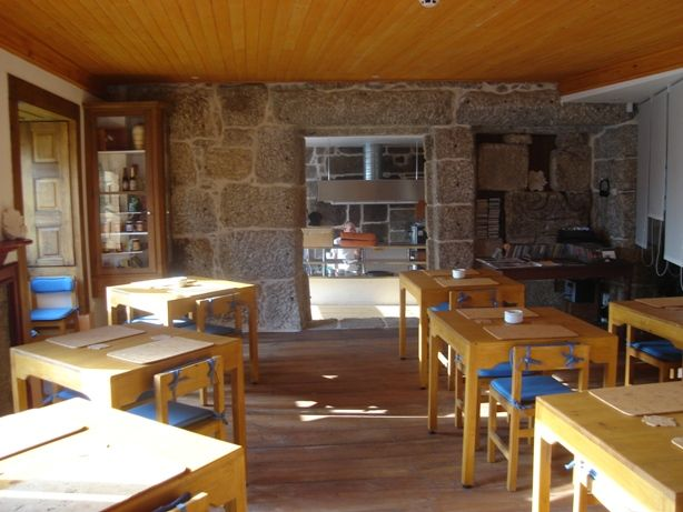 Restaurante Cor de Tangerina em Guimarães