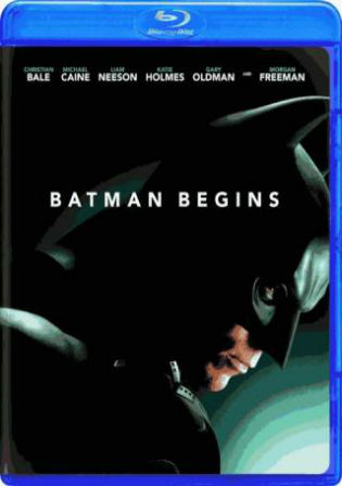 Batman Begins 2005 BRRip 1.2Gb Hindi Dual Audio 720p