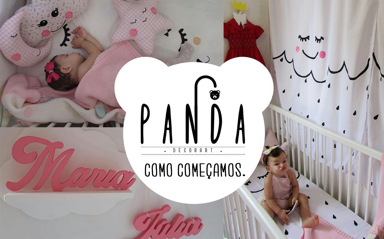 Panda Decorart - Porque Decidi Criar a Lojinha?