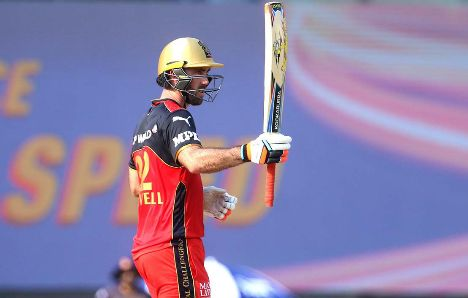 I play with freedom in RCB - Glenn Maxwell