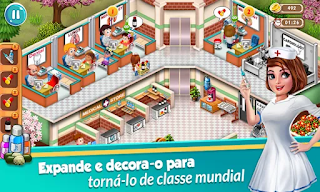 Doctor Dash : Hospital Game apk mod