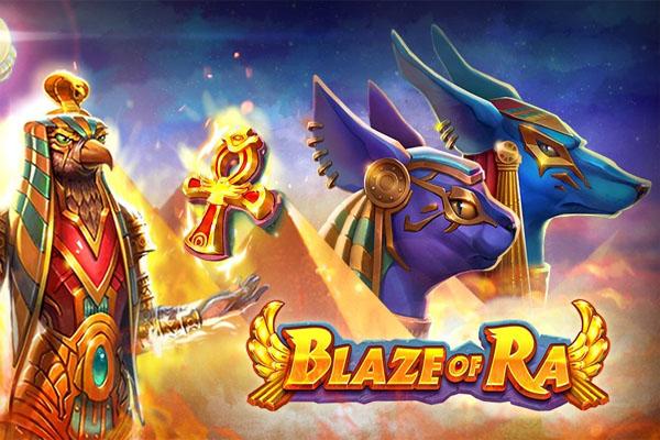 Main Gratis Slot Demo Blaze of Ra Push Gaming