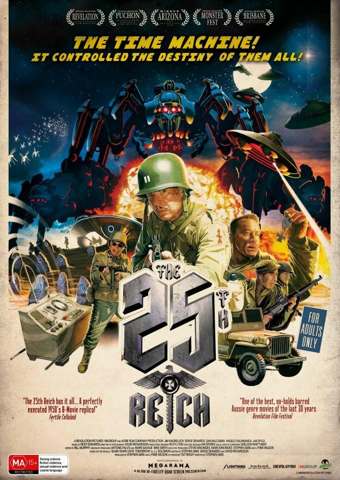 The 25th Reich ข้ามเวลาถล่มนาซี [HD]