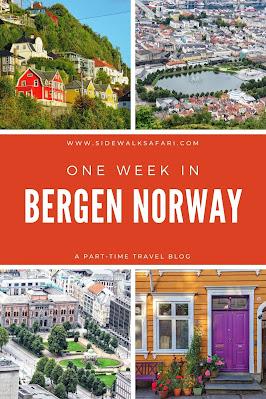 One Week in Bergen Norway