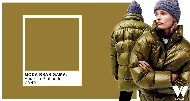 Camperas inflables colores de moda invierno 2021